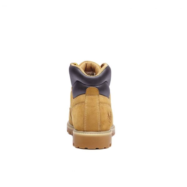 """Men's Kingshow 6"""" Padded Collar Boots-4995"""