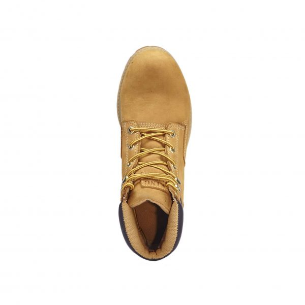 """Men's Kingshow 6"""" Padded Collar Boots-4997"""