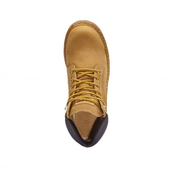 "Men's Kingshow 6"" Builder Work Boots -4959"