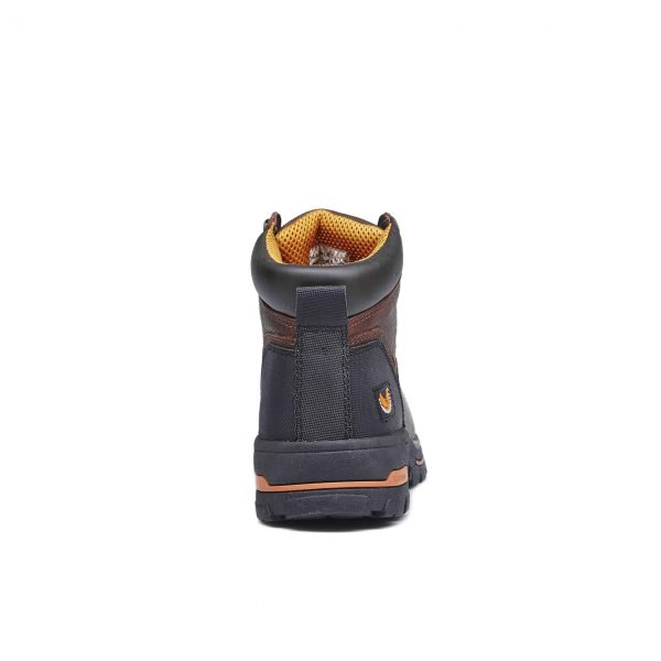 "Men's Kingshow 6"" Camp Boots-5046"