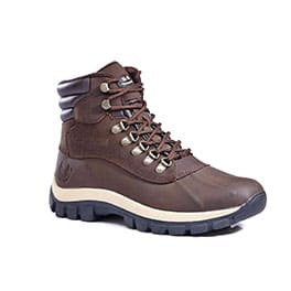"Men's Kingshow 6"" Waterproof Winter Boots"