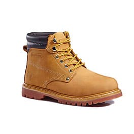 "Men's Kingshow 6"" Premium Leather Boots"