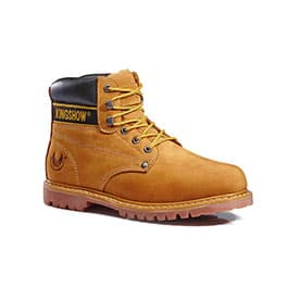 "Men's Kingshow 6"" Steel Toe Work Boots"